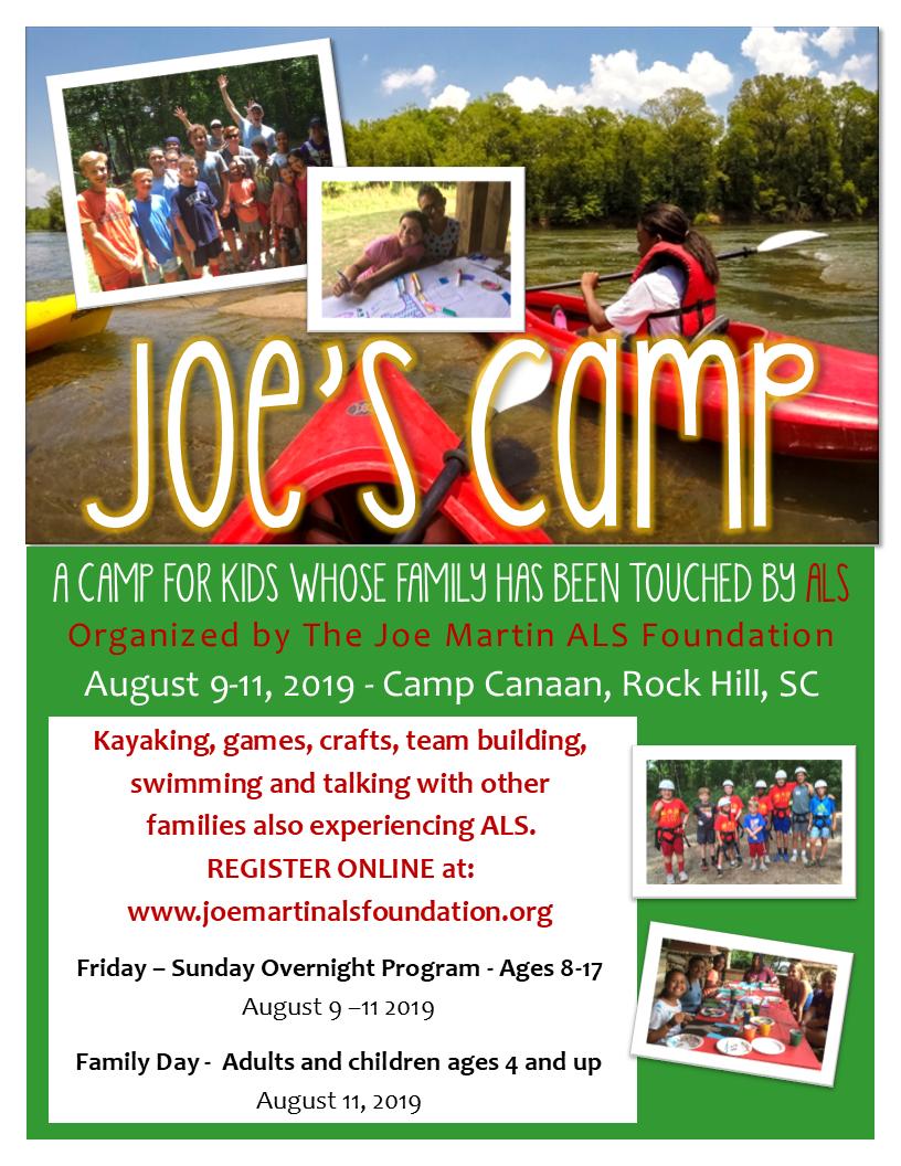 2019 Camp Brochure